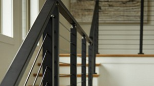 Viewrail Introduces Onyx Stainless Steel Rod Railing