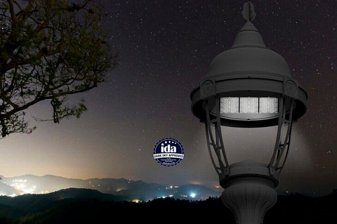 Amerlux's New Luminaires Make Stars Twinkle at Night, Reduce Light Pollution