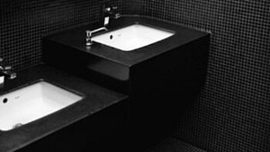 Everything and the Bathroom Sink