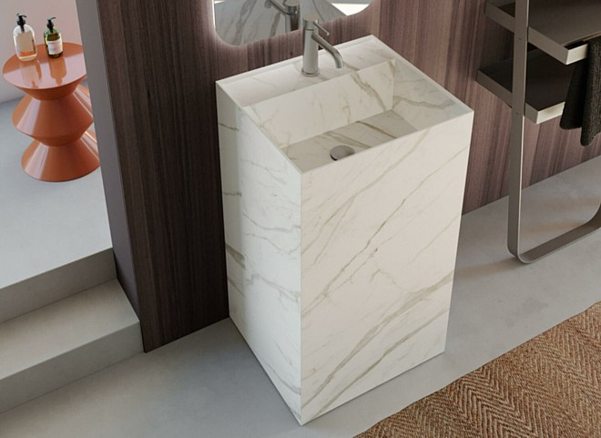 Hastings Tile & Bath Introduces New Basin and Pedestal Sinks to its Urban Collection