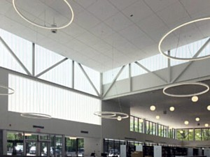 Libraries Renovate with Bendheim's Channel Glass, Creating Strong, Vibrant Structures