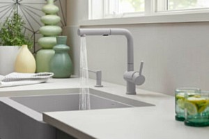 BLANCO LINUS™ Kitchen Faucet Collection – Water-efficient Never Looked So Good…and Colorful